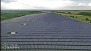 Възобновяеми енергоизточници в България заснети от високо