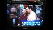 Осака 2010 - Калоян - Kotooshu vs Aran