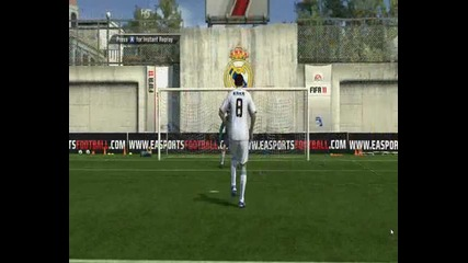 Fifa 11 - My First Game Play