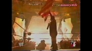 Wwe Raw Kane Returns 2002 godina