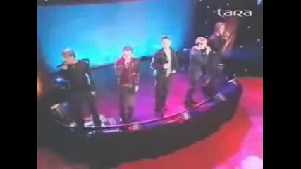 Westlife - Swear It Again Live