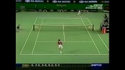 Australian Open 2006 : Федерер - Хаас   част 1/3