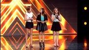 Трио Overdose, Лъчезар, Весела и Георги - X Factor Кастинг (24.09.2015)