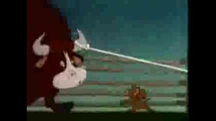 Tom & Jerry - Texas Tom