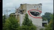 Вандализъм или изкуство-преценете сами