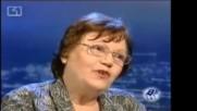 Съпругата на Георги Аспарухов - Гунди Величка Маркова