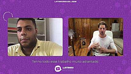 David Bisbal Entrevista Latinos Brasil