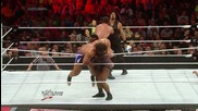 Wwe World Heavyweight Championship Ladder Match Qualifying Battle Royal Raw, June 16, 2014