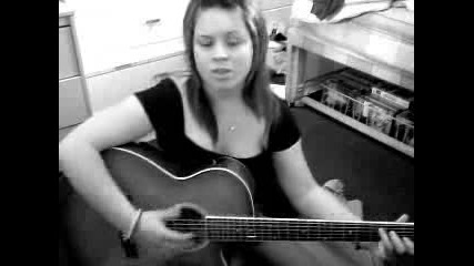 Nothing else matters metallica cover (by Kellie Woods)