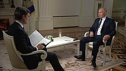 Russia: Putin says he is open to prisoner swap with US ahead of Biden summit