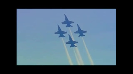 The Blue Angels !