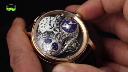 Необикновено изкуство: Bovet 1822 New Watches Of Early 2016