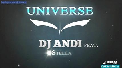 * Best New Music * Dj Andi feat. Stella - Universe