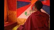 Тибетци празнуват срещата на Обама с Далай Лама