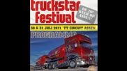 Scania R560 Trans Powisle Truckstar Festival 2011