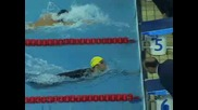 Michael Phelps Vs Ian Thorpe - 200m Freestyle