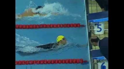Michael Phelps Vs Ian Thorpe - 200m Freestyle