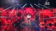Sweet 16 - X Factor Live (04.12.2014)