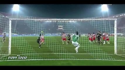 Cristiano Ronaldo vs Luck !! Hd