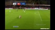 Гол и асистенция на Бербатов Aldershot 0-3 Manchester United