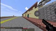 Minecraft - Развеждане из Gta server-a в Toolegit