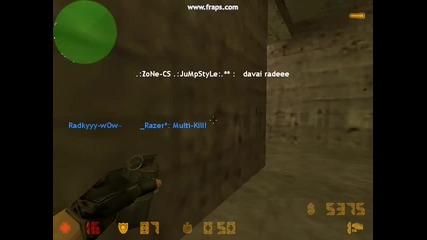 Counter - Strike 1.6 [ 3sk | mamuta ]