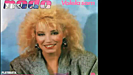 Nada Topcagic - Luda glavo - Audio 1989 Hd