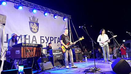 "Джулай морнинг 2020 в Бургас с група YASEN & FRIENDS. ""July Morning"" - Uriah Heep (cover)"