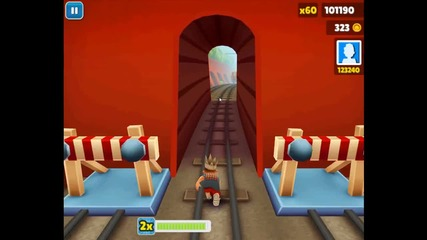 Subway Surfers - 295 000 + Hoverboard