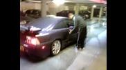 Calibra Turbo With Lambo Doors