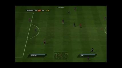 Пропуснатата Дузпа На Кристиано Роналдо - Fifa 11