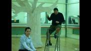 !репетиция ! Дима & Нури - Сганарел или Рогоносец без рога