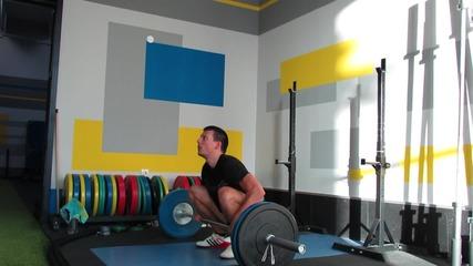 Вдигане тежести
