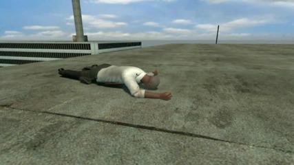 Left 4 Dead Луис пребива Францис