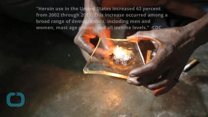 Heroin Deaths Quadruple Over Decade With Rise In Use Across U.S.
