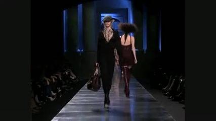 Christian Dior Fall 2010 Fashion Show Part 1