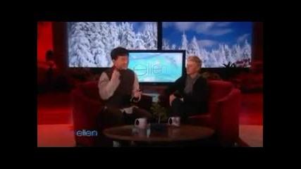 Jackie Chan On Ellen (full)