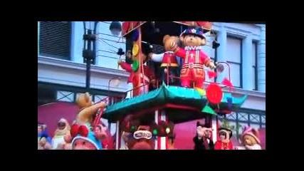 Зендая на парада по случай деня на Благодарноста