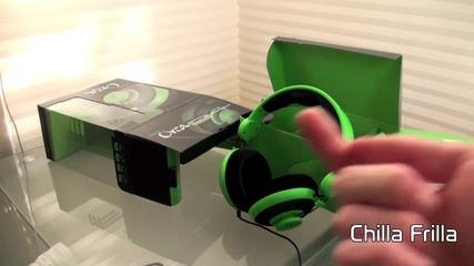 Razer Orca Headphones Unboxing