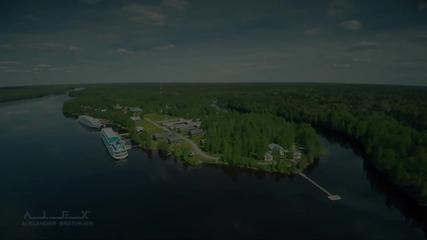 Best of Cruise Moscow - St.petersburg Aerial - Круиз Москва - Санкт-петербург