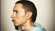 ° 2013 ° Eminem ft. Liz Rodrigues - Survival