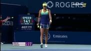 Toronto 2015 Ana Ivanovic vs Polona Hercog Set-2