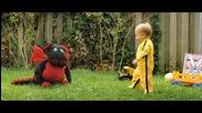 Бебе срещу Дракон!