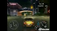 Nfsu2 Nissan 350z