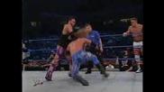 Matt I John Cena Vs. Rey Misterio I Edge