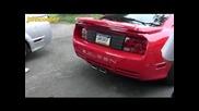 Страшен 3вяр - Mustang Saleen Extreme