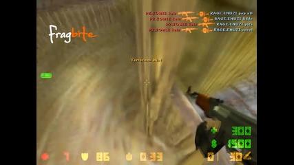 Ace 1 vs 5 Fragbite