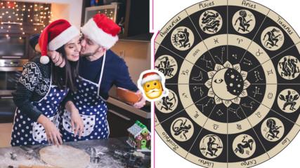 Стрес, любов или скандал? Ето как прекарва Коледа всяка от 12-е зодии!