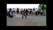 Street Dance Wonder - Impressionante dan