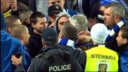 Радостта на Левски след класирането за финала за Купата на България